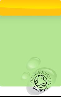 Soil Association Organic Certified